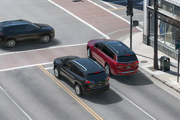 Intersection Collision Assist