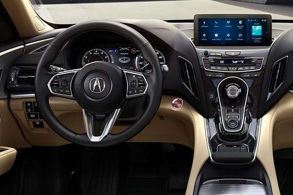 2019 Acura RDX Interior Features & Technology