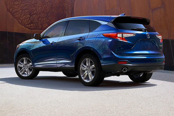 2019 Acura RDX Specs, Safety & Performance