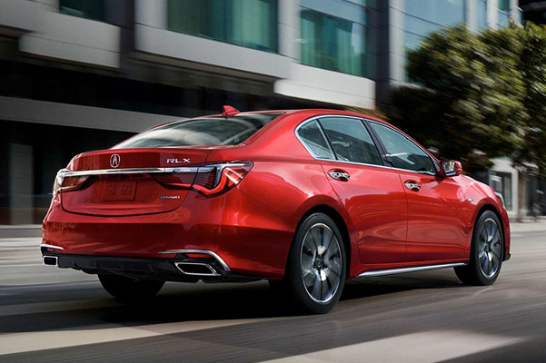 2019 Acura RLX Specs, Performance & Safety Features