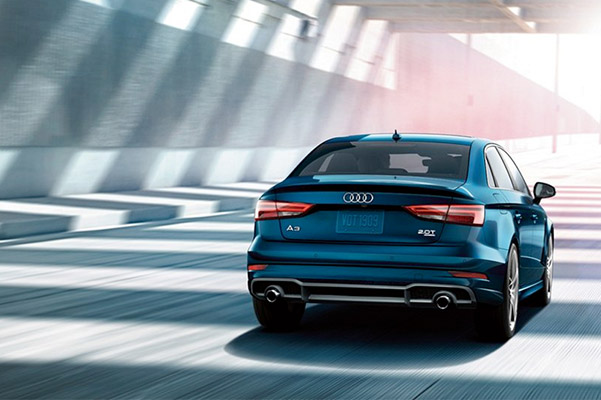 2019 Audi A3 Specs & Safety Features