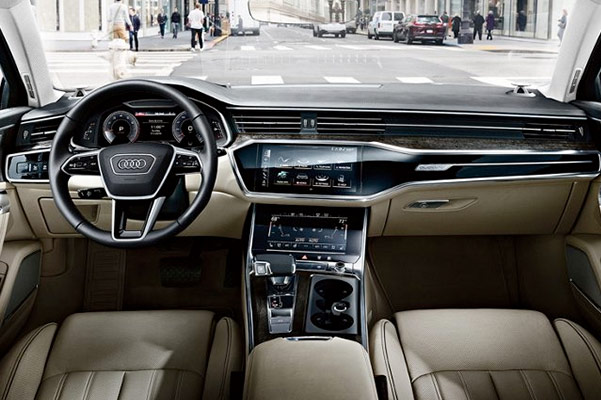 2019 Audi A6 Interior Features & Technology