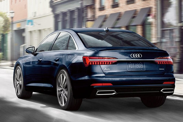 2019 Audi A6 Specs, Performance & Safety