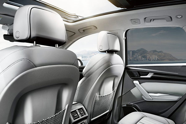 2019 Audi Q5 Interior & Technology