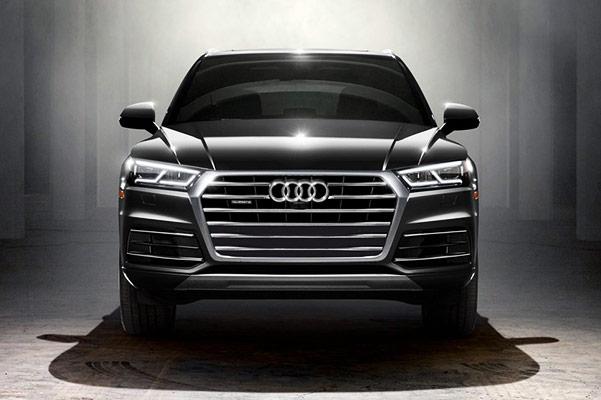 2019 Audi Q5 Interior, Dimensions & Technology