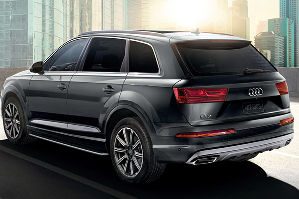 New 2019 Audi Q7 for Sale near Sandy, UT | Audi Dealer near Me