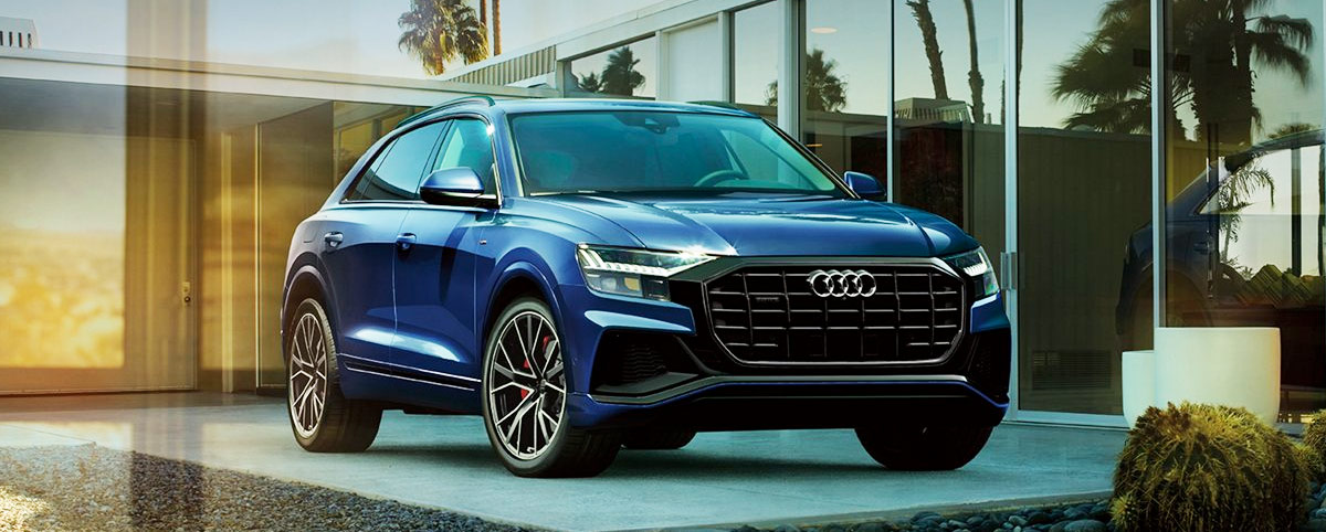 New 2019 Audi Q8 Suv 2019 Audi Q8 For Sale Near Lexington Ma