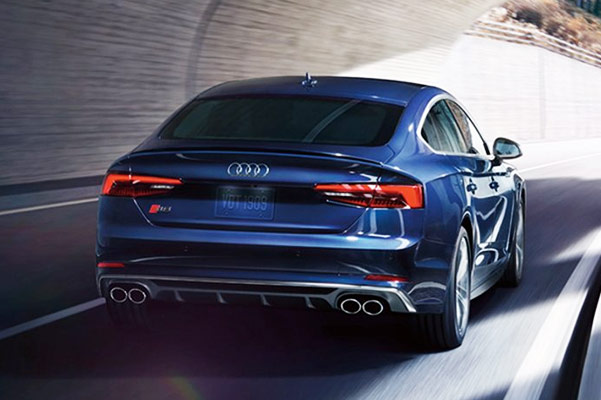 2019 Audi S5 Specs and Safety Features