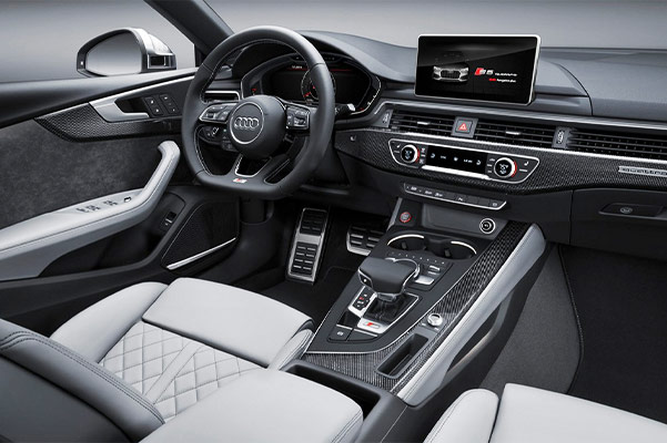2019 Audi S5 Interior and Technologies