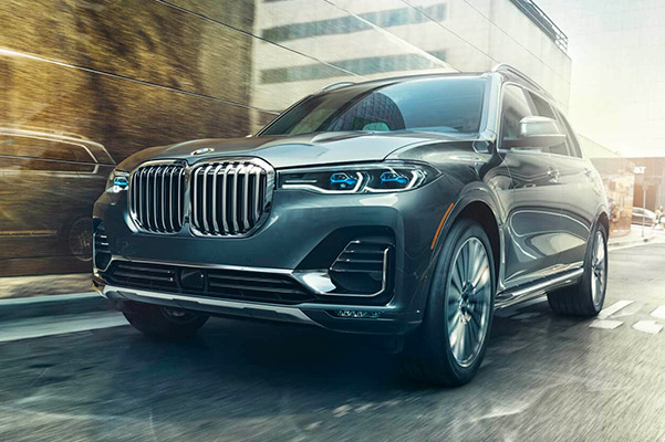 2019 BMW X7 Specs & Safety
