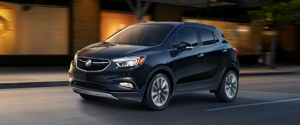 2019 Buick Encore  header