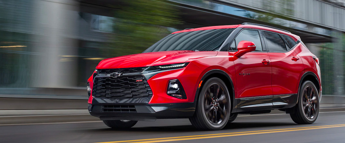 New 2019 Chevrolet Blazer SUV | Chevy Dealership near ...