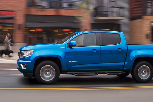 2019 Chevrolet Colorado Specs, Engines & Safety