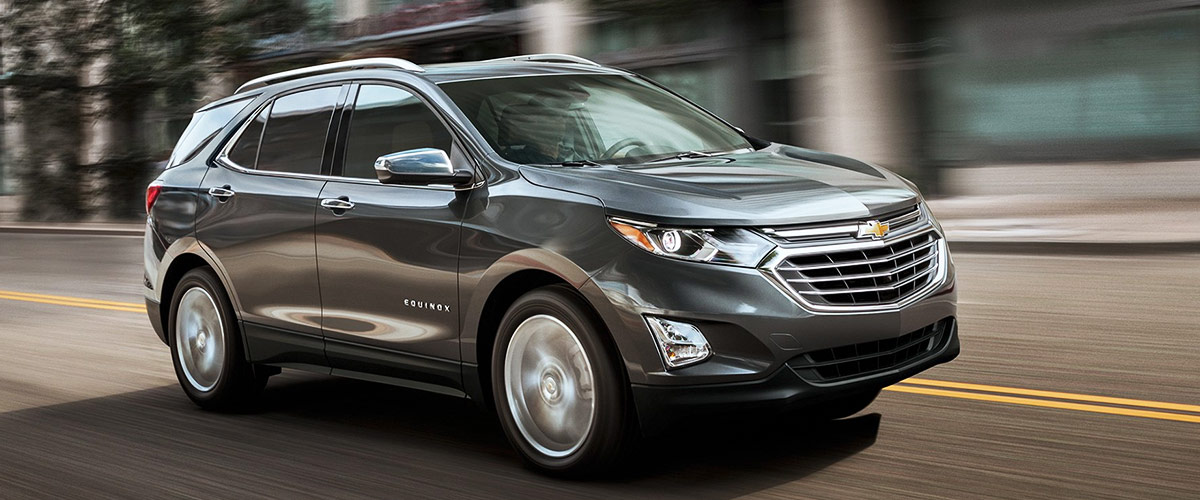 2019 Chevrolet Equinox header