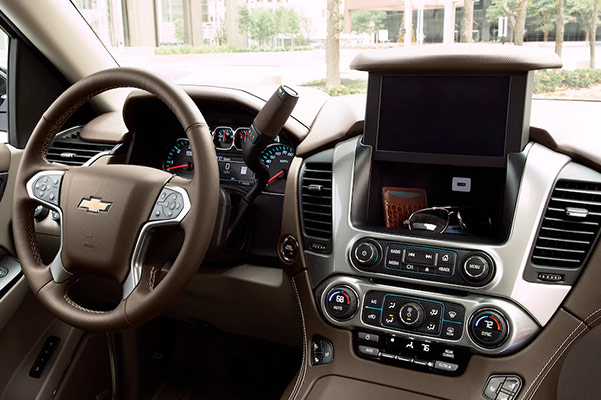 2019 Chevrolet Tahoe Interior & Technology