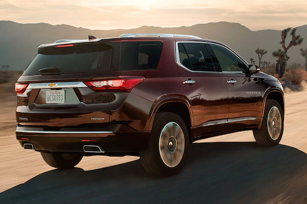 New 2019 Chevy Traverse for Sale | Chevrolet Dealers near Me