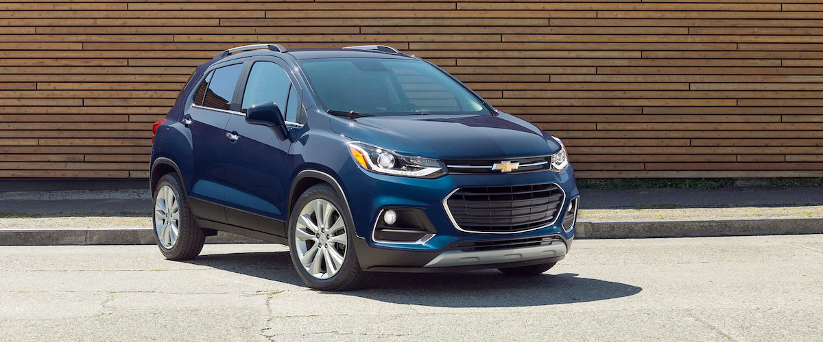 The 2019 Chevrolet Trax header