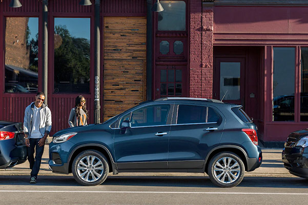 2019 Chevy Trax Specs, MPG & Safety