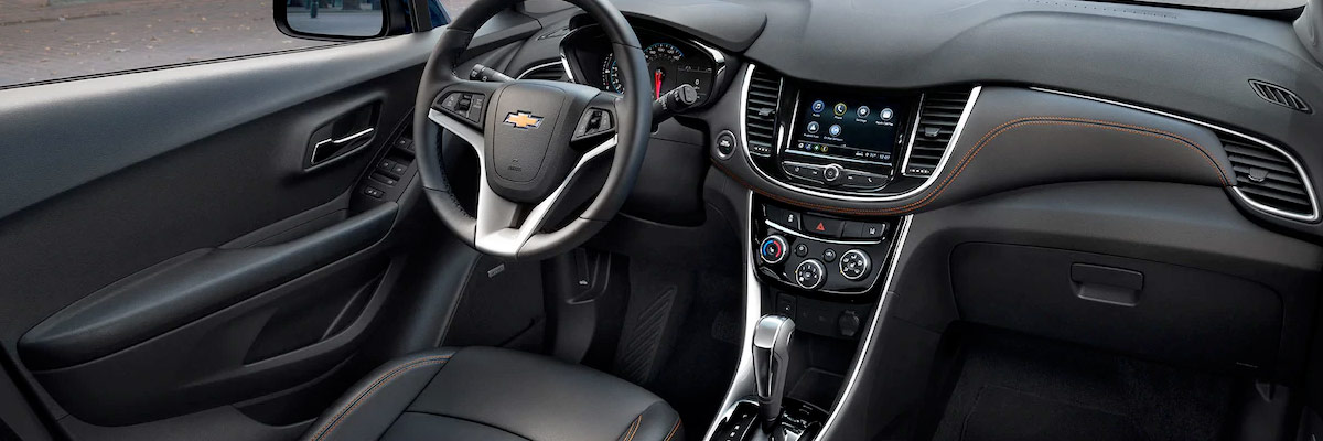 2019 Chevy Trax Configurations, Features & Technology