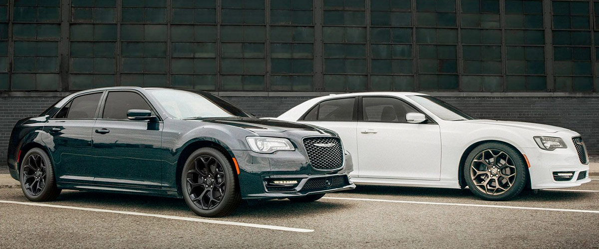 2019 Chrysler 300 header