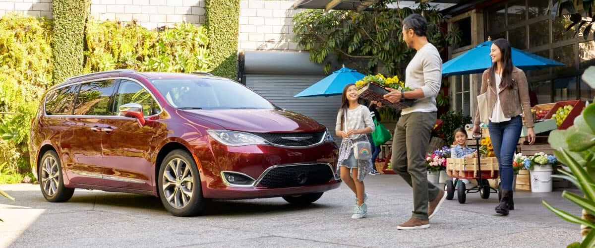 2019 Chrysler Pacifica header