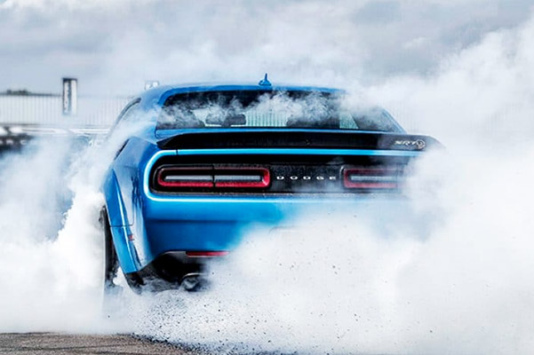2019 Dodge Challenger Specs & Safety