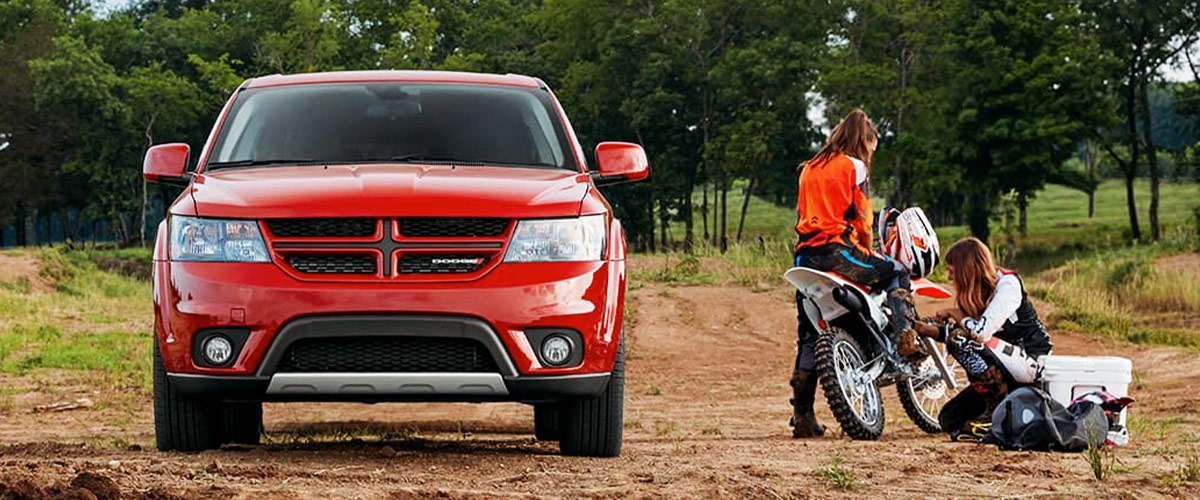 2019 Dodge Journey header
