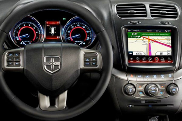 2019 Dodge Journey Interior and Technology