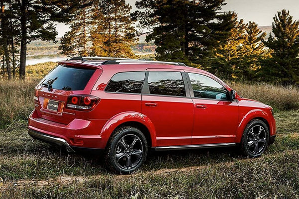 2019 Dodge Journey Specs and Safety Features