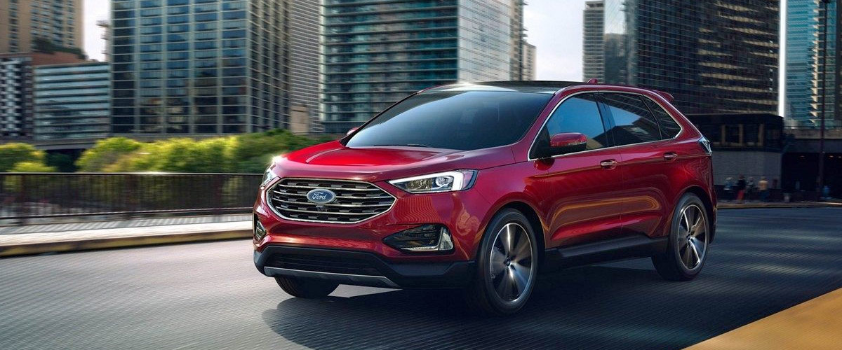 2019 Ford Edge header