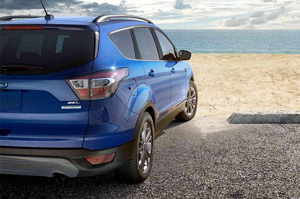 2019 Ford Escape Specs, Performance & Safety