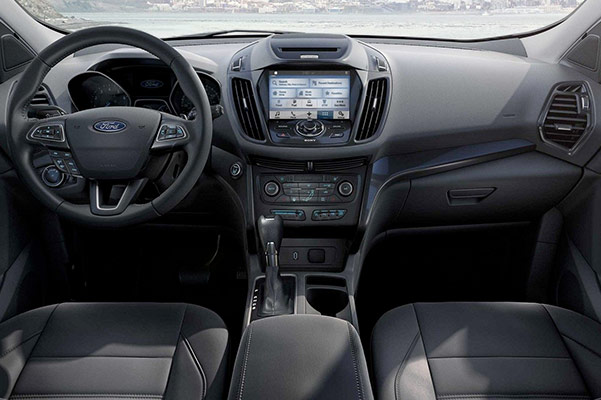 2019 Ford Escape Interior, Configurations & Technology