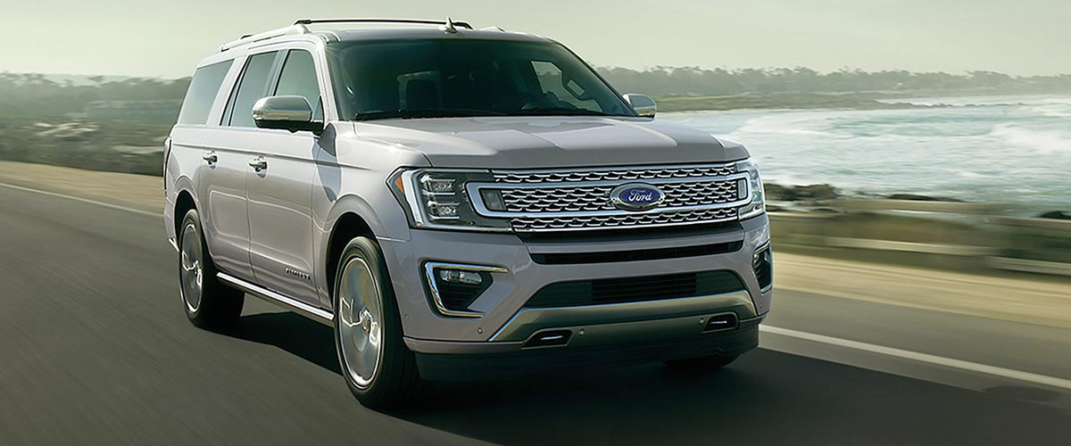 2019 Ford Expedition header
