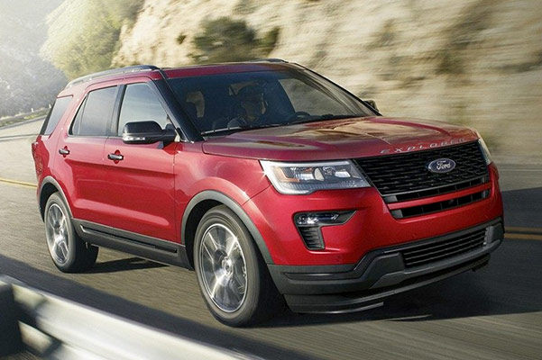2021 Ford Explorer Engine Specs & Safety