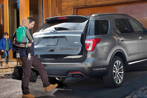 2019 Ford Explorer Engine Specs & Safety