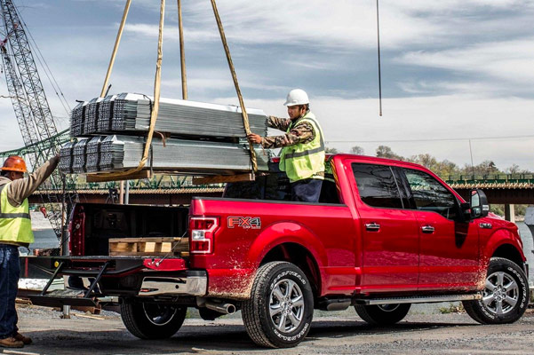 2018 Ford F-150 Performance Specs & Safety