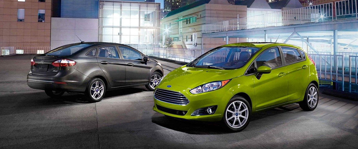 2019 Ford Fiesta header