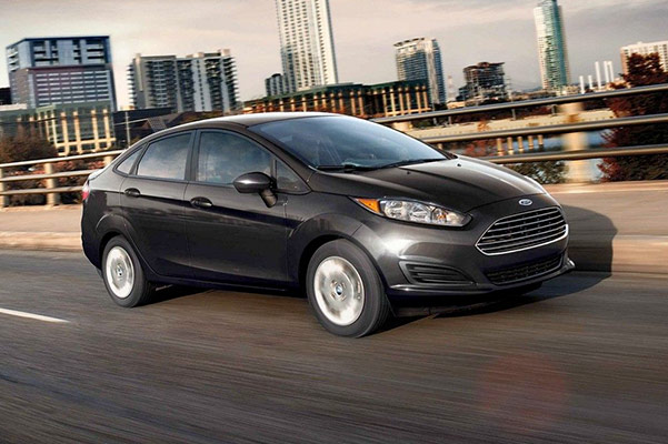 2019 Ford Fiesta Specs, Performance & Safety