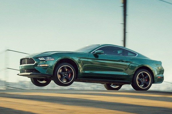 New 2019 Ford Mustang BULLITT Specs & Performance