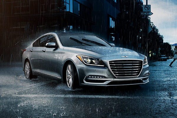 2019 Genesis G80 Specs & Safety Features