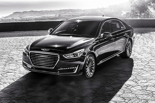 2019 Genesis G90 Performance & Safety