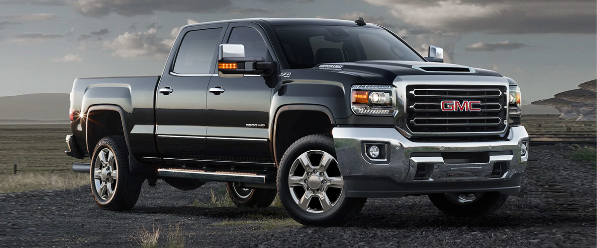 2019 GMC Sierra 2500HD header