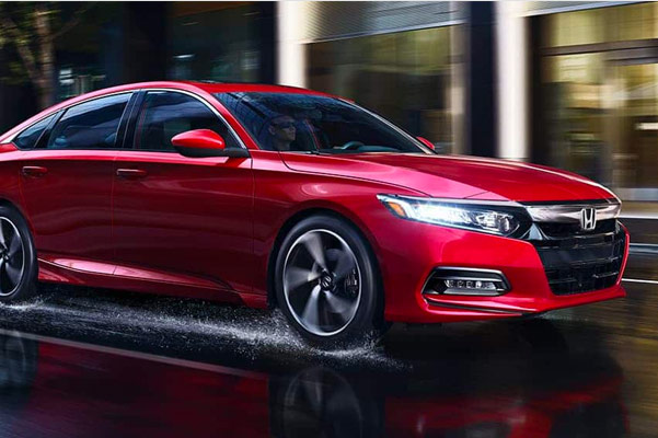 2019 Honda Accord Specs & Safety Features