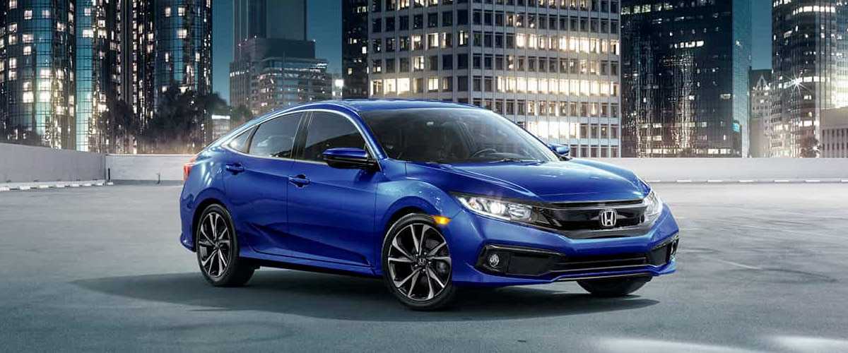 2019 Honda Civic header