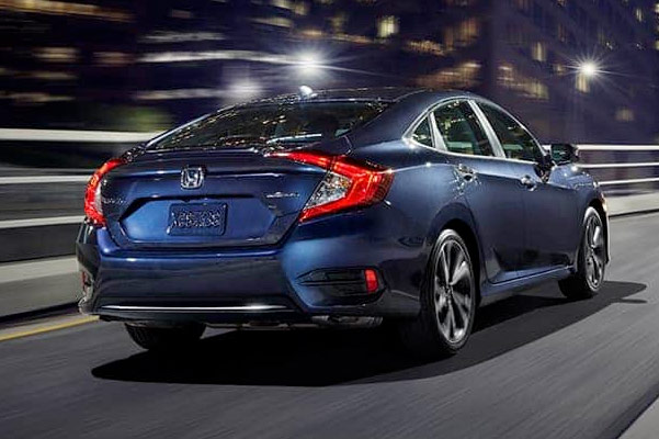 2019 Honda Civic MPG, Specs & Safety