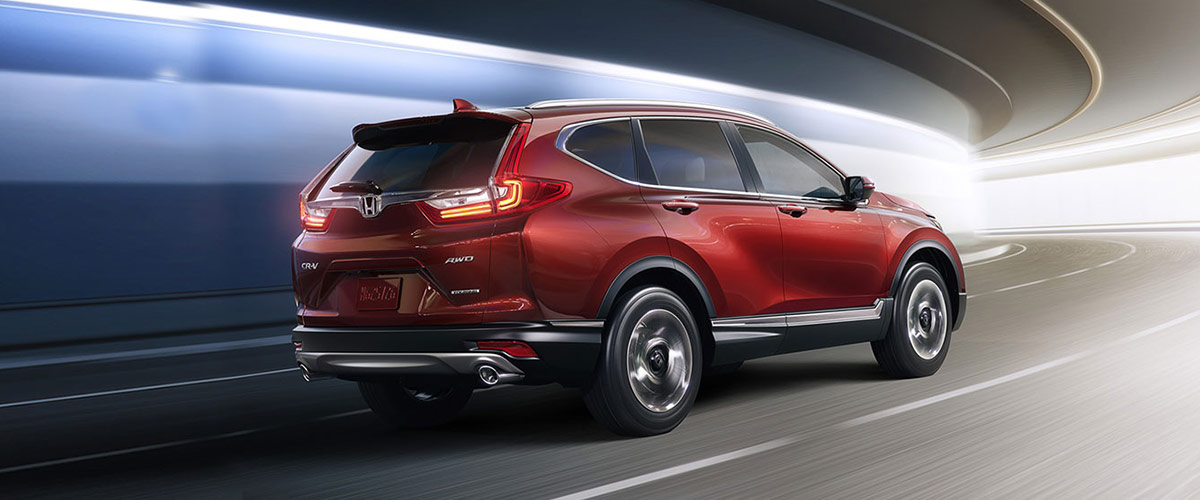 2019 Honda CR-V  header