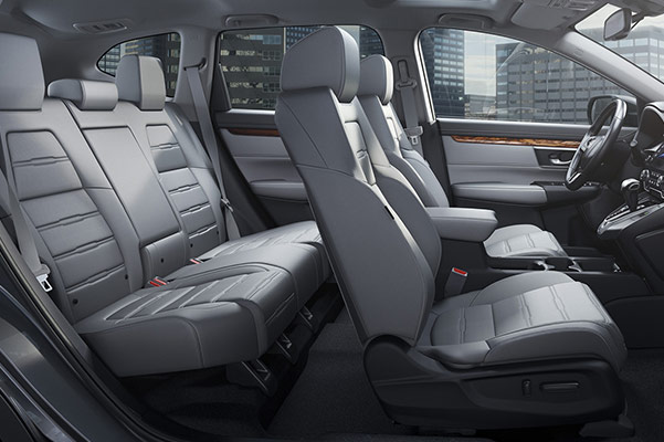 2019 Honda CR-V Interior & Technology