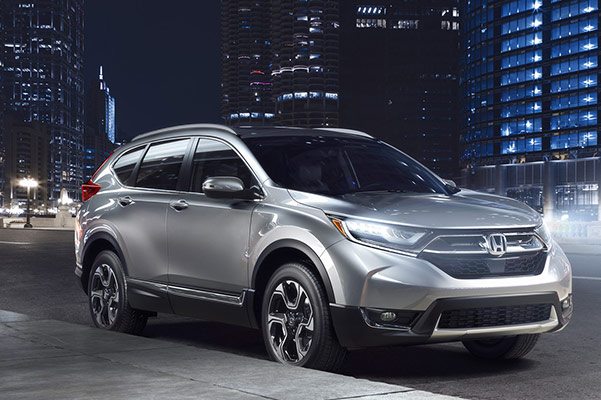2019 Honda CR-V Specs & Safety Features
