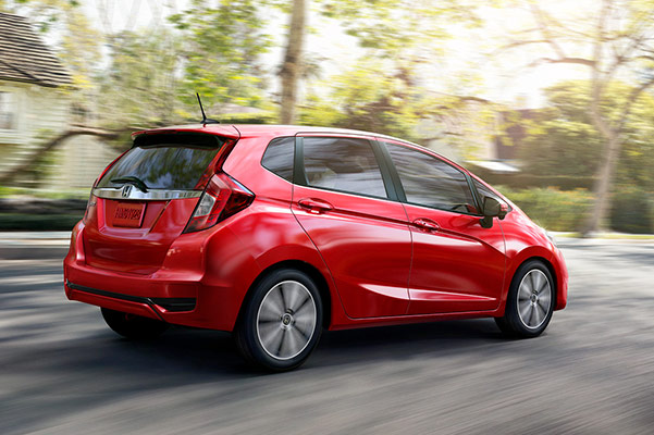2019 Honda Fit Fuel Efficiency & Safety