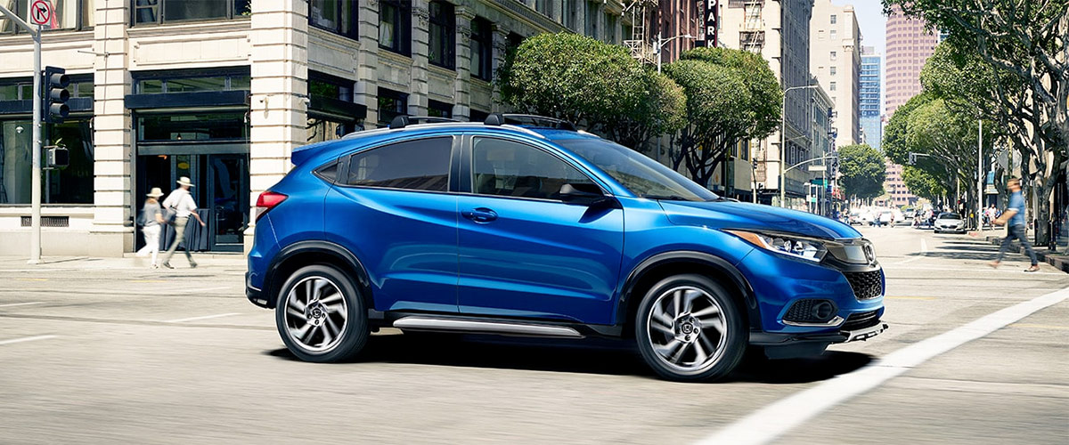 2019 Honda HR-V  header